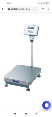 Весы CAS южная Корея