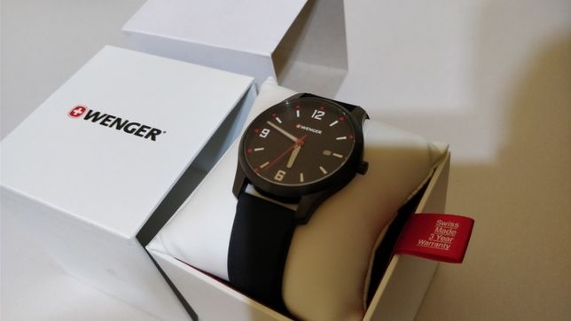 Ceas Wenger Active City Swiss Made 43mm Nou(tipla)
