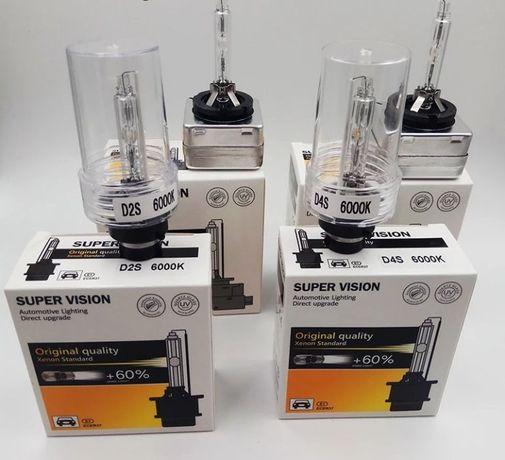 Kit xenon D1S, D2S, D3S 4300k, 6000k