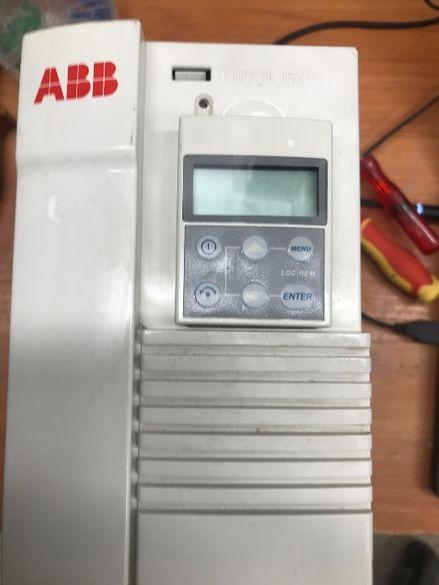 Честотен регулатор(инвертор) ABB ACS 401- 3,7кw/400V