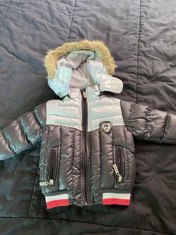 Детско зимно яке
