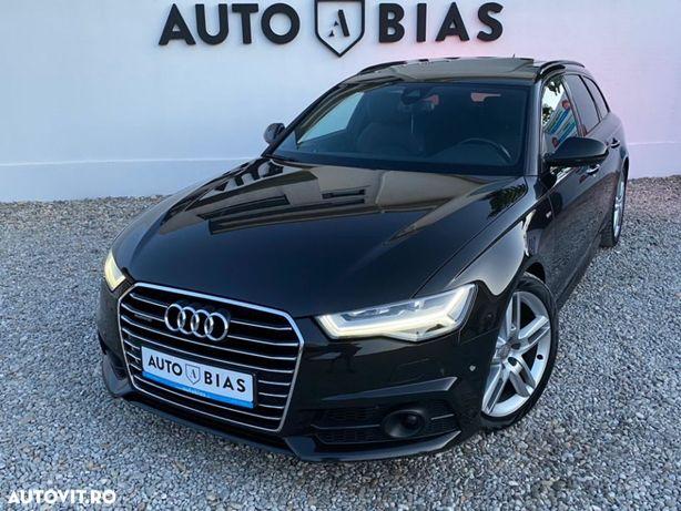 Audi A6 Quattro/Navi/S line/TRAPA/Full LED/Automat/Euro6/Posibilitate RATE