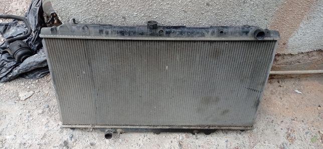 Ниссан Патрол y61. Радиатор основной. Автомат