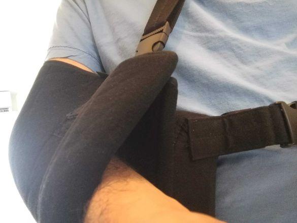 Ортеза за рамо,ръка, лакът и ключица