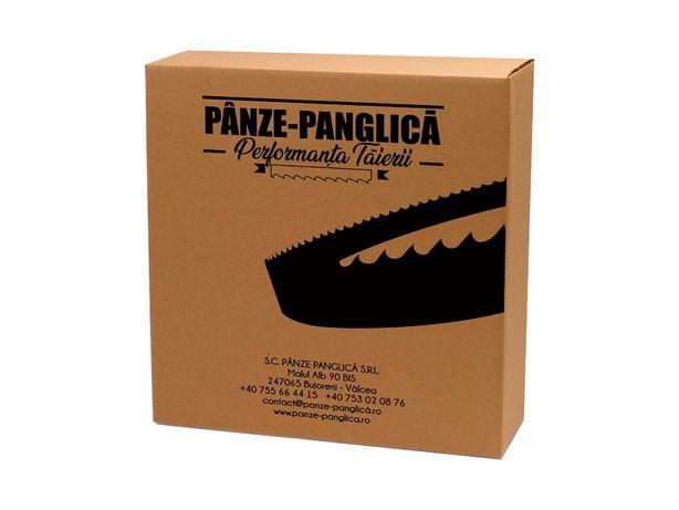 Panza panglica banzic bimetal M42 1435x13x0,6x10/14 fierastrau metal