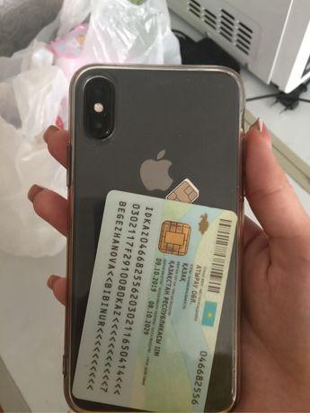 Айфон 10 х