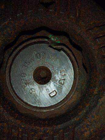Атего 815 ,  редуктор  41.  13  колеса 17.5 для коробки 6 ступенчатой