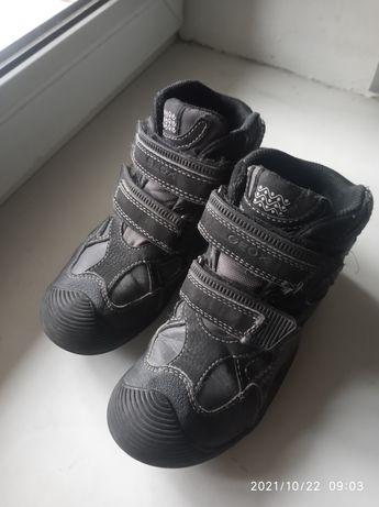 Ботинки демисезонные 31 размер
