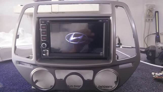 Navigatie Hyundai I20 ANDROID 10.0 OCTACORE 64GB/4GB