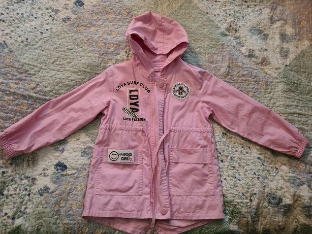 Детская курточка ,плащик