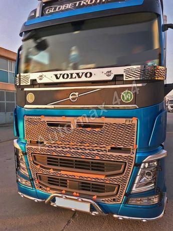 Ornament stergatoare inox personalizat Volvo FH 2012+