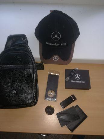 Продам мужской подарочный  бокс Mercedes-Benz