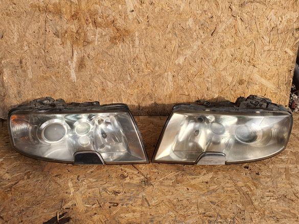 Фар шкода супърб ляв десен на части Skoda SuperB 2008