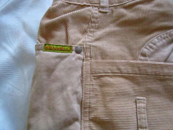 Детски панталон с подплата Kenvelo за момче