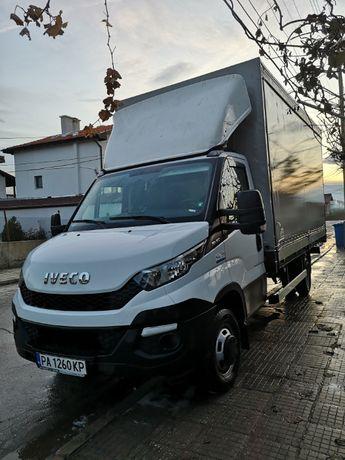 Транспорт и хамалски услуги с падащ борд въвПазарджик и страната.