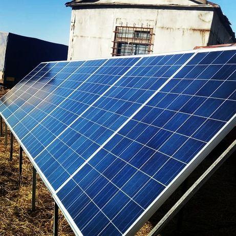 Монтаж и ремонт солнечный электро станции солнечный батареи инверторы