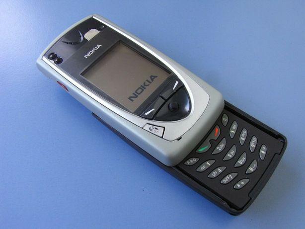 Nokia 7650 original Finlanda necodat ca si nou perfecta stare Raritate