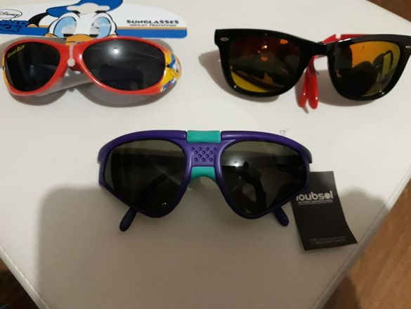 Детски слънчеви очила
