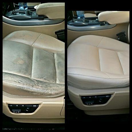 Vopsea de piele auto
