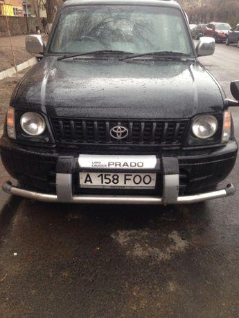 Land Cruiser Toyota Prado