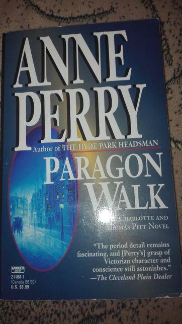 vand cartea paragon walk - Anne Perry