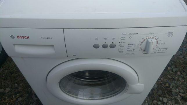 Продам Б/у стиральная машина бош Bosch машинка 5 кг