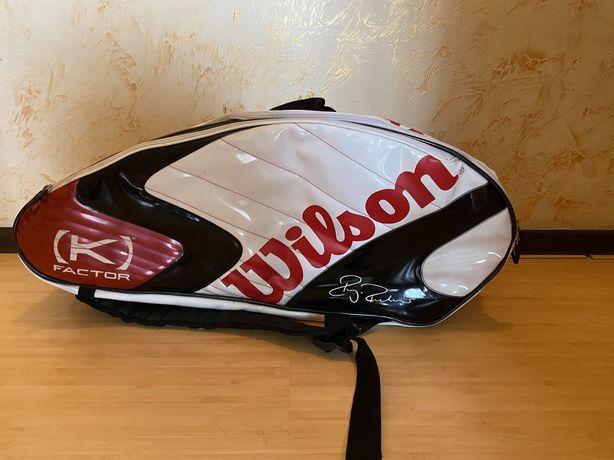 Профессиональная сумка для тенниса