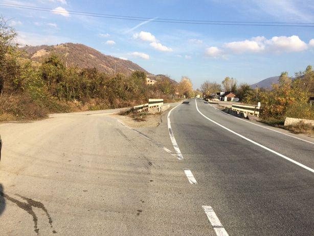 Teren la Valea Cernei(Orșova) - E70