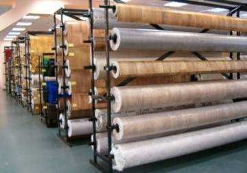 Продам торговое оборудование для магазина отделочных материалов.
