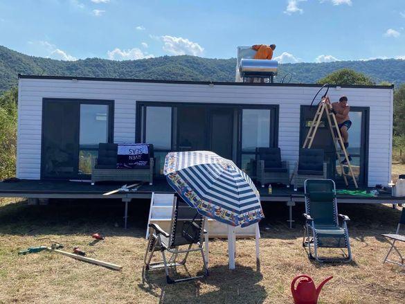 Мобилна Къща подходяща за Гърция/трухоспита/
