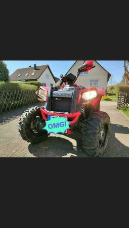 Urgent Polaris Scrambler 850  an 2015