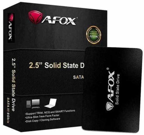 твердотелый накопитель SSD AFOX SD250-240GQN SSD 240Gb, Sata III 6