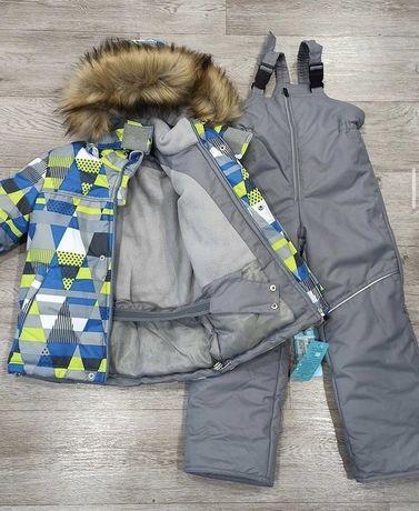 Зимний костюм (комбенезон) на мальчика