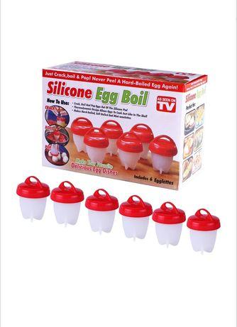 Силиконови фирмички за варене на яйца, Silicone Egg Boil