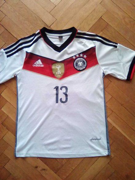 Футболна тениска Германия
