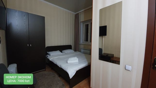 Гостиницы в Алматы