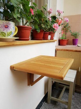 Сгъваема маса за тераса