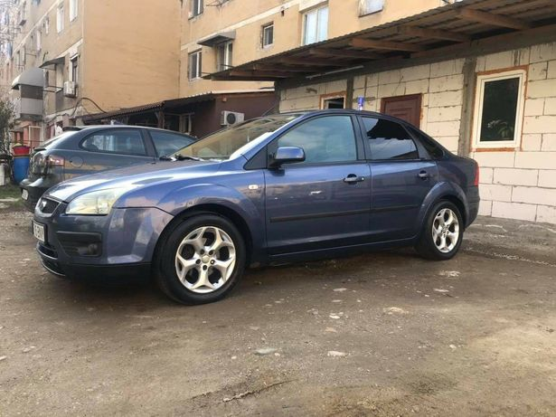 Vand ford focus 2