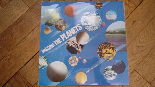 Vand disc pick-up Passing the Planets