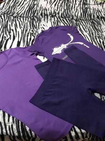 Клинче-Тениски лилави