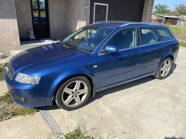 Dezmembrez Audi A4 Avant/Sport 1.9 TDI  131 CP