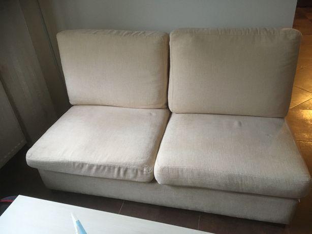 Canapea cu 2 locuri , din stofa.
