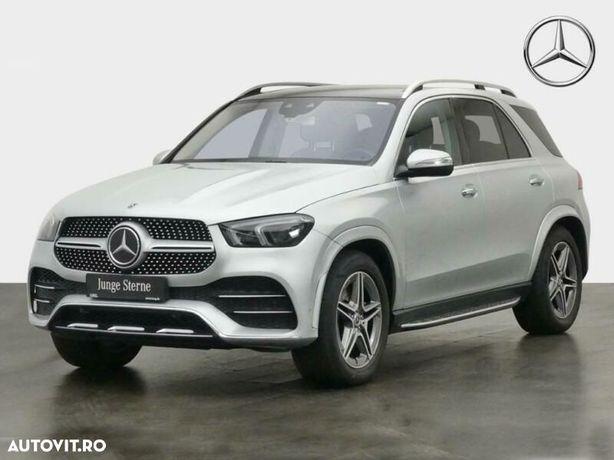 Mercedes-Benz GLE Mercedes Benz GLE 400 d 4M AMG+Pano+Mbeam+Burm+Dstr+AHK+Kamera