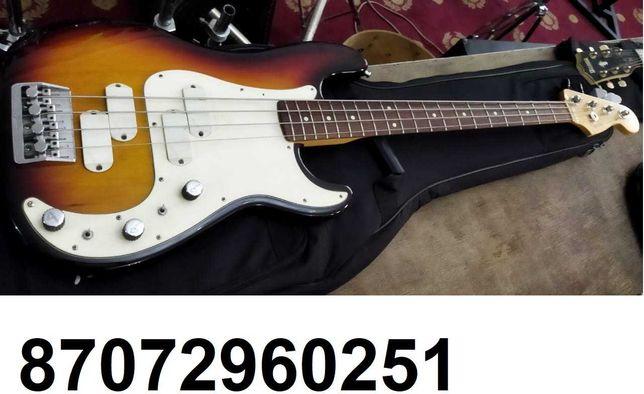 Продам бас гитару Fender precision bass Made in USA