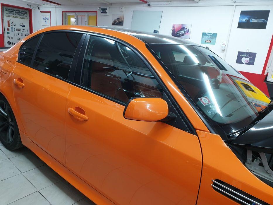 Folie Auto - Polish Faruri matuite Bucuresti - imagine 1