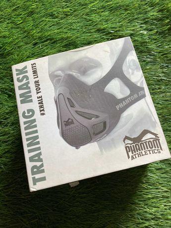 Маска для тренировок, бега и выносливости от Phantom Athletics