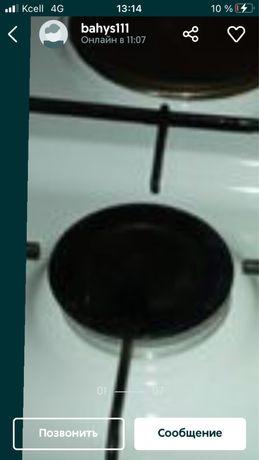 Чашечка от комфор большой , современных плит Бош и ручки СССР плит