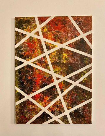 Tablou canvas abstract 70×50 cm