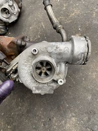 Turbina,turbosuflanta vw passat 1.9tdi\AWX\130cp
