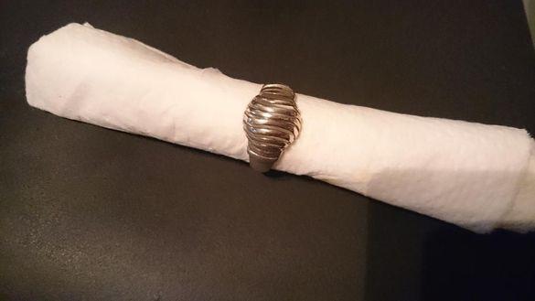 Нова цена 14 лв.! Сребърен пръстен